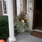 Bronxville fall 2013 front pots