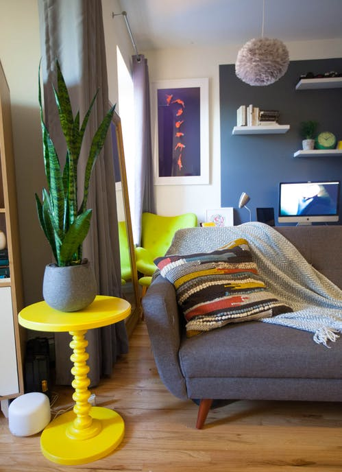 For The Full Article Click Here S Apartmenttherapy House Tour A Bold Colorful Bronx Studio 255695